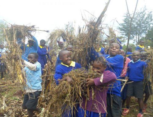 Mukinyai Primary School Visit