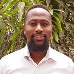 Portrait photo of Joseph Gatu